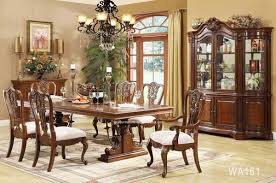 Classic Dining Room Chairs Prepossessing Home Ideas Inspiring Goodly Wholesale Cheap Wooden Carved Table Set Minimalist
