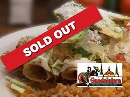 cuisine soldee guadalajara restaurant cantina rapid city click big deals