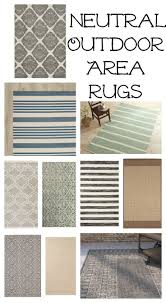 Best Outdoor Carpeting For Decks by Best 25 Farmhouse Outdoor Rugs Ideas On Pinterest Farmhouse