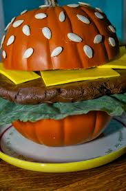 Pumpkin Contest Winners 2013 by Crazy Cozads Pumpkin Decorating Cheeseburger