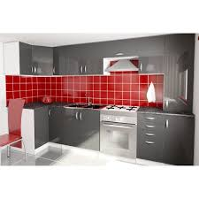 meuble cuisine complet meuble complet cuisine cuisine toute equipee avec electromenager