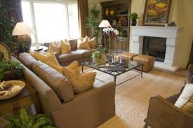 Brown Couch Living Room Color Schemes by 46 Swanky Living Room Design Ideas Make It Beautiful
