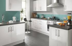 white and teal kitchens fairmount white gloss kitchen cheap
