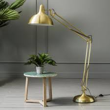 Hektar Floor Lamp Dark Gray by Oversized Floor Lamp