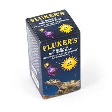 Flukers Sun Dome Clamp Lamp by Daytime Blue Heating Light Bulb
