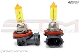 nok7623 nokya focus rs hyper yellow fog light bulbs 2016 ford
