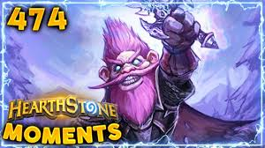 Alarm O Bot Deck Lich King by 8 Mana 13 Dmg Hearthstone Daily Moments Ep 474 Youtube