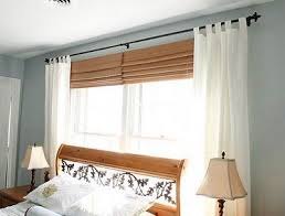 Curtain Ideas For Living Room by Best 25 Picture Window Treatments Ideas On Pinterest Picture