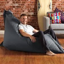 Huge Bean Bag Fur In Sleek Giant Chairs Plus Loungers