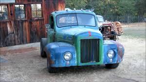 100 Mack Pickup Truck 1955 Cadillac Rat YouTube