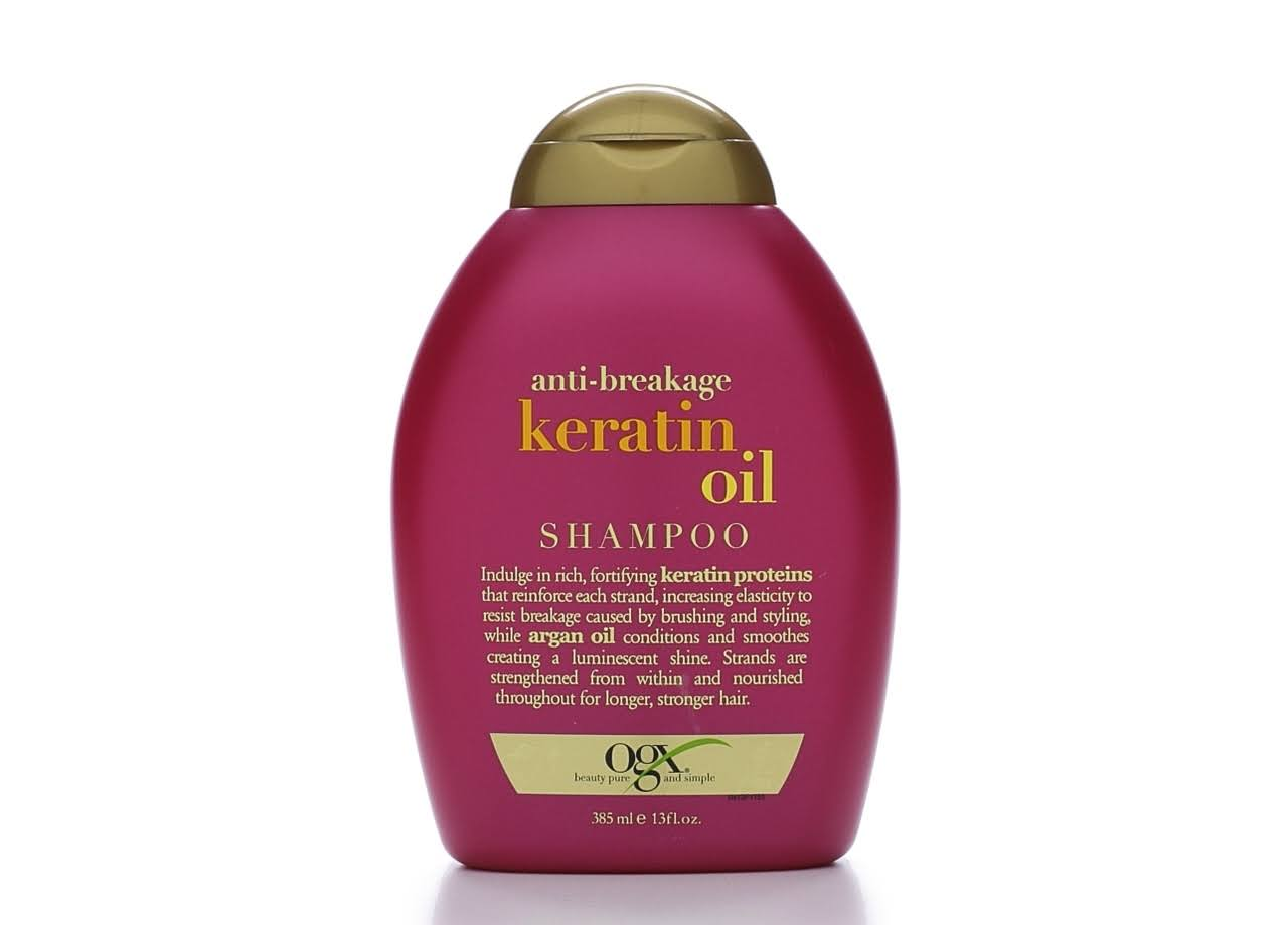 OGX Shampoo - Anti-Breakage Keratin Oil, 13oz