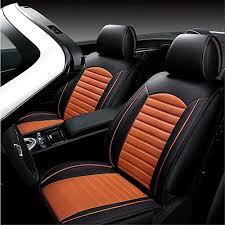 couvre siege auto cuir tt siège de voiture couvre plein surround coussin en cuir housse