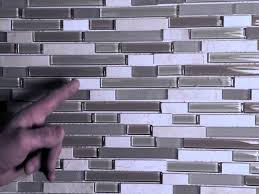 mosaic wall tile installation