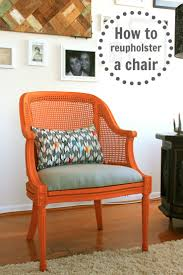 How To Reupholster A Chair - Infarrantly Creative Ding Room Stunning Brown Leather Cushion Seat And Gorgeous Couches Reupholster Couches Cost How To Upholster A Chair Fniture Wingback With Maroon Color To Reupholster A Wingback Chair Diy Projectaholic Modest Maven Vintage Blossom Determine Wther You Should Or Buy New Enchanting Chairs Photos Best Idea Home Hero 3how Much Does It Reupholstering Design And Ideas Thejotsnet Wing Pt 1 Evaluation Youtube