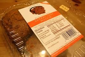 Starbucks Pumpkin Muffin Calories by Zen Bakery U0027s 220 Calorie Carrot Cake Muffins 1200isplenty