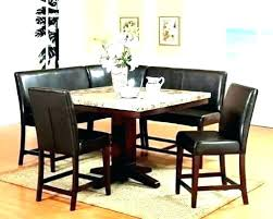 Cheap Dining Room Sets Booth Table Set