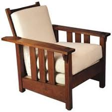 Stickley Morris Chair Free Plans by Stickley Mission Oak Morris Chair At 1stdibs