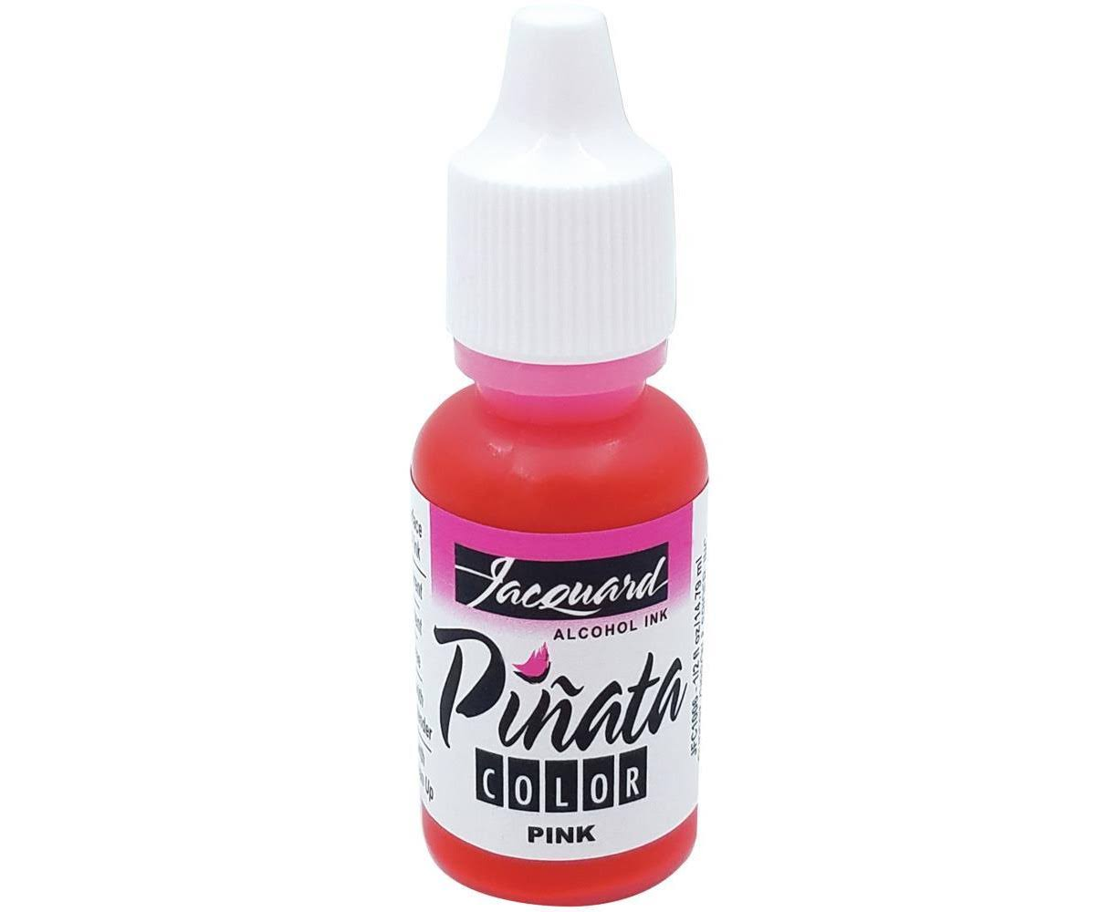 Jacquard Pinata Color Alcohol Ink .5oz-Pink