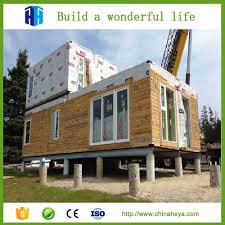 100 Container House Price China Low Cost Prefabricated Luxury Price For Kenya