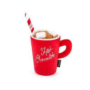 P.L.A.Y. Holiday Classic Dog Toy - HO HO HO Hot Chocolate