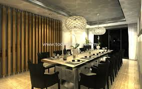 100 Bungalow Design Malaysia Glenmarie Bungalow Dining Area 1 Residential Interior