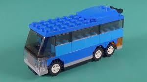 Lego Bus Building Instructions - Lego Classic 10697