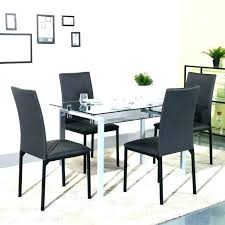 Discount Dining Room Table Sets Glass Set Contemporary Small Round And Chairs