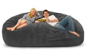 8 Foot MojoBagz Foam Filled Bean Bag Chair