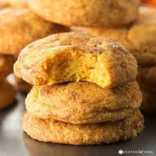 Paleo Pumpkin Cheesecake Snickerdoodles by Pumpkin Spice Infused Shells Filled With A Delectably Smooth