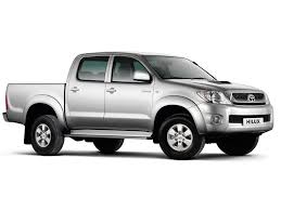 100 Toyota Truck Reviews HiLux MK7II 20082011 ProductReviewcomau
