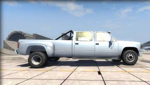 100 How To Drive A Pickup Truck BeamNG Pre Race Update D 35 Crew Cab Bbed