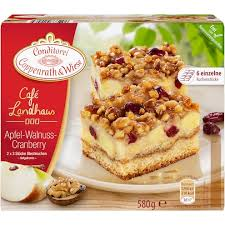 coppenrath wiese cafe landhaus apfel walnuss cranberry kuchen