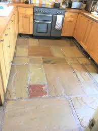 Renovating An Indian Sandstone Patio In Northampton