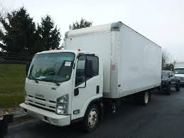 100 20 Ft Truck 19 ISUZU NPRHD 16 FT BOX VAN TRUCK FOR SALE 605701