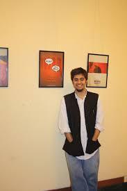 Akshar Pathak Is A Poineer In Minimal Bollywood Poster Design