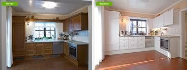 renovierungslösungen portas partner nuss türen küchen
