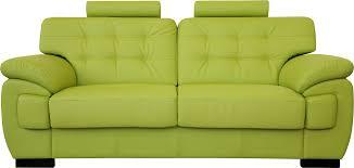 Green Sofa PNG Image