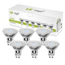 le led gu10 50w le gu10 led bulbs 50w halogen equivalent 3w 350lm 120 beam angle
