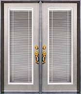French Patio Doors With Built In Blinds by Fine Internal Blinds For French Doors Built In Inside Design