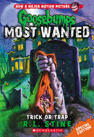 Halloween Picture Books by Zombie Halloween By R L Stine Scholastic