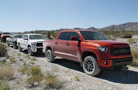 2015 Toyota 4Runner, Tacoma, Tundra TRD Pro Review - Automobile