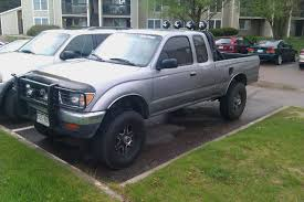 100 1996 Toyota Truck Tacoma Information And Photos ZombieDrive