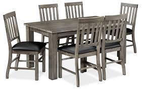 Porter 7 Piece Dining Room Set