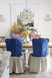 Shabby Chic Dining Room Chair Cushions by Marvellous Dining Room Chair Slipcovers Seat Only Shabby Chic