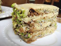 Daring Bakers Filipino Sans Rival Cake