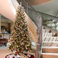 6ft Slim Christmas Tree With Lights by Slim Artificial Christmas Tree With Led Lights Pre Lit Slim