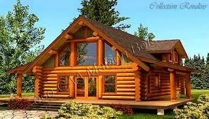 chalet en rondin en kit éco caa maison bois constructeur maison bois rt 2012