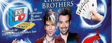 magische show so wollen die ehrlich brothers
