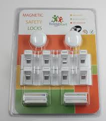 Childproof Cabinet Locks No Screws by Magnetic Child Safety Cabinet Locks Easy Fit