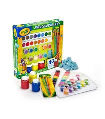 Crayola Bathtub Fingerpaint Soap Set by Crayola Washable Kid U0027s Paint Kit 30pc Joann